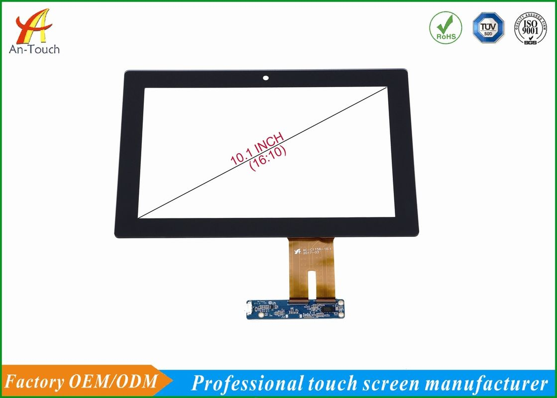 Multitouch 10.1 Usb Touch Screen Panel Ultra High Clarity For Smart POS Machine
