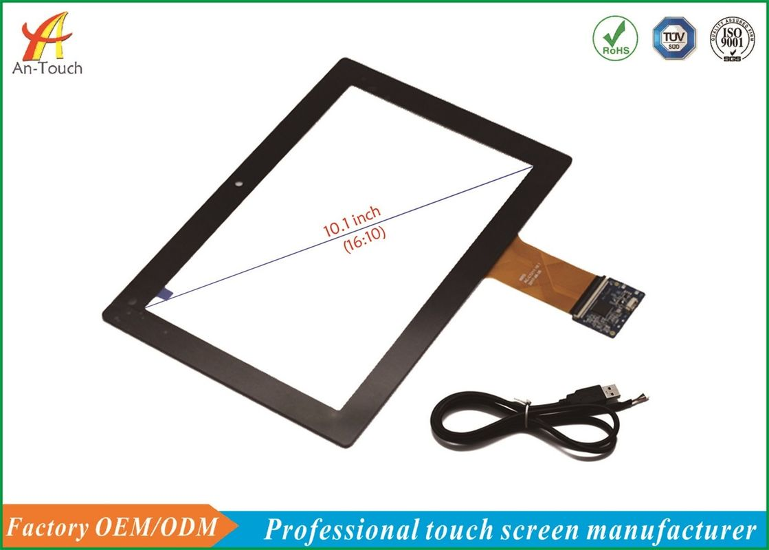 Multi Touch 10.1 Inch POS Touch Panel With USB Interface For Pos Touch Cash Register