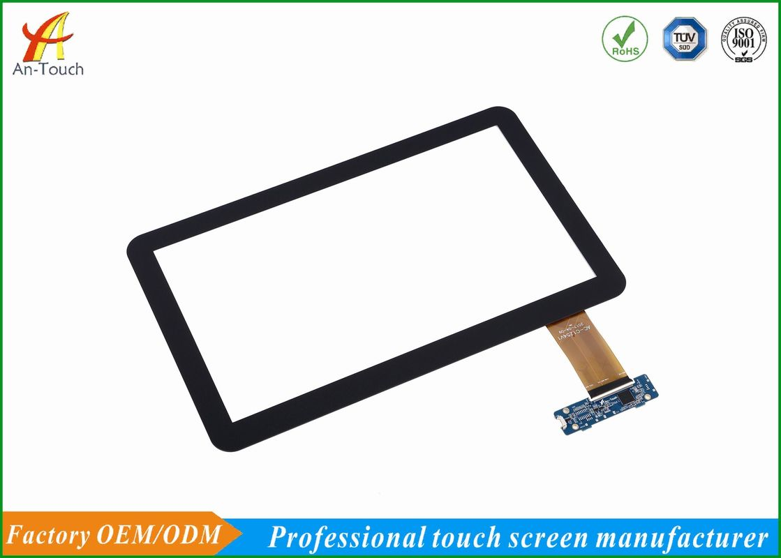 Drive Free 14 Usb Touch Screen Panel 1280x1024 Resolution , Low Maintenance Costs
